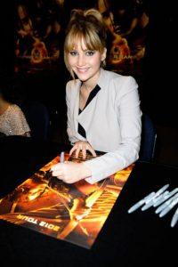 """Es la segunda mujer más joven que recibe el Óscar como """"La mejor actriz del año"""". La primera fue Marlee Matlin Foto:Facebook/Jennifer Lawrence"""
