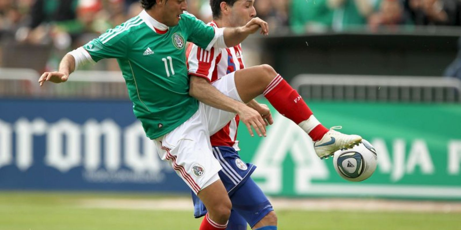 Destaca el regreso de Carlos Vela al Tri Foto: Getty