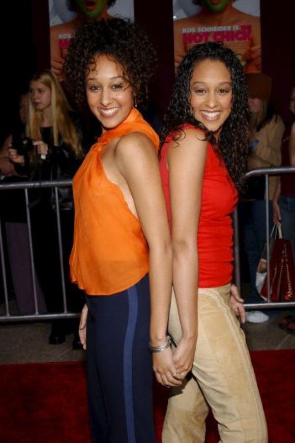 Tia y Tamera Mowry Foto:Getty Images