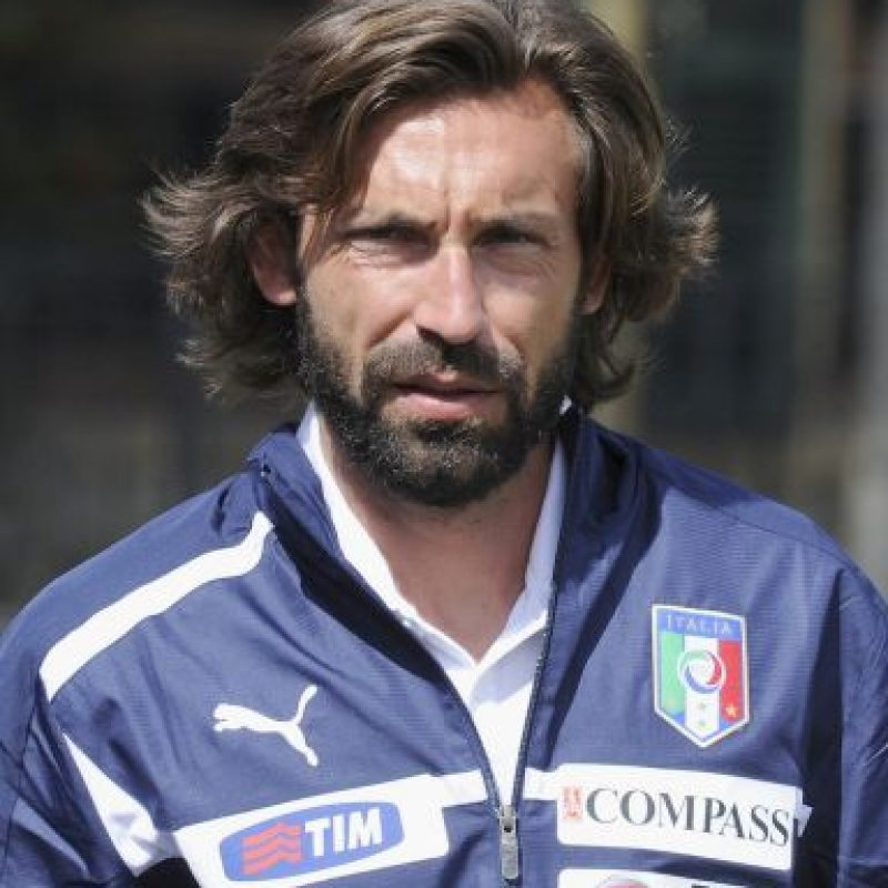 Andrea Pirlo (Italia) Foto: Getty Images