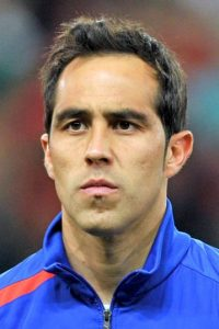 Claudio Bravo Foto: Getty Images