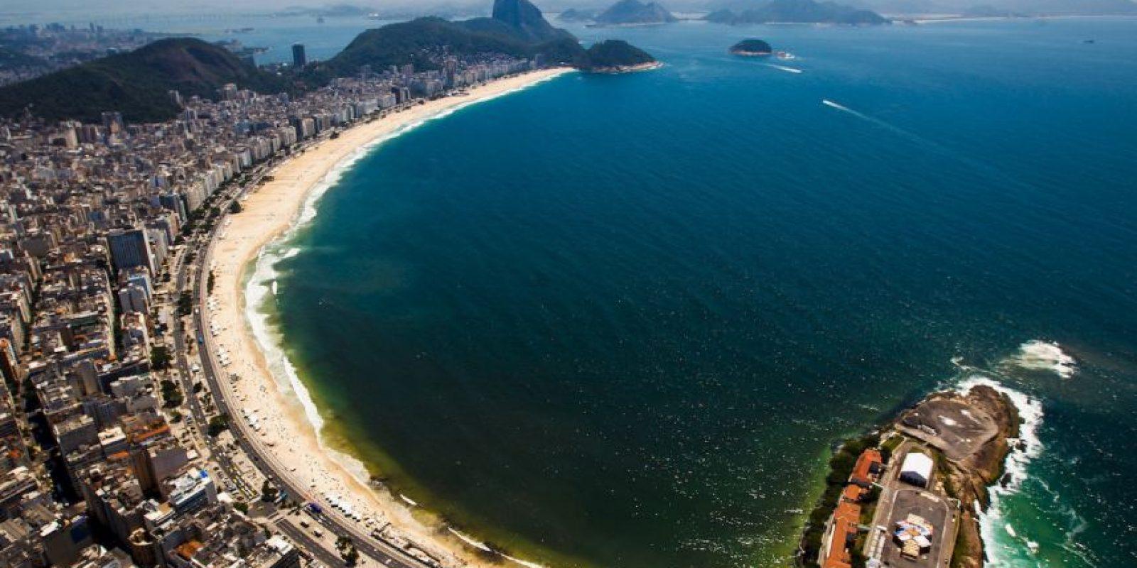 """La activista Paula Nogueira sostuvo: """"Esta es una decisión valiente por el alcalde y ayudará a Río a convertirse en un punto de referencia cultural y turístico, en especial con la ciudad a punto de celebrar su 450 aniversario y los Juegos Olímpicos de 2016"""". Foto:Getty"""
