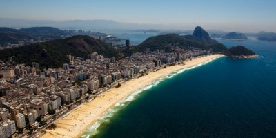 Río de Janeiro ya cuenta con una playa nudista oficial, esto apresar de que el lugar era utilizado por los más desinhibidos desde hace 20 años. Foto:Getty