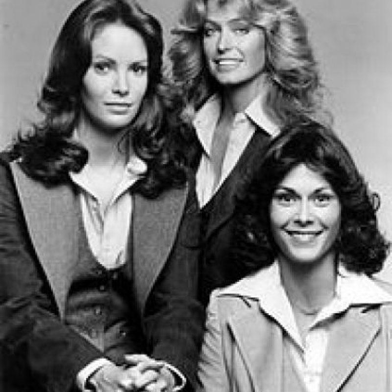 """En la serie de los 70, """"Los ángeles de Charlie"""", el personaje de Charlie nunca apareció en pantalla. Foto:Wikipedia"""