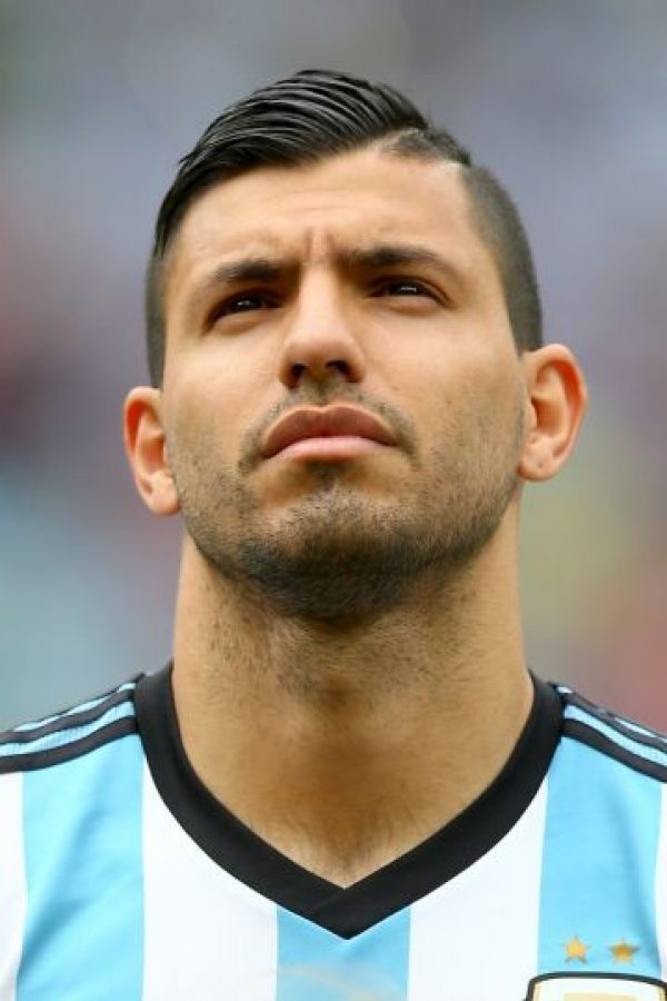 Sergio Agüero Foto: Getty Images