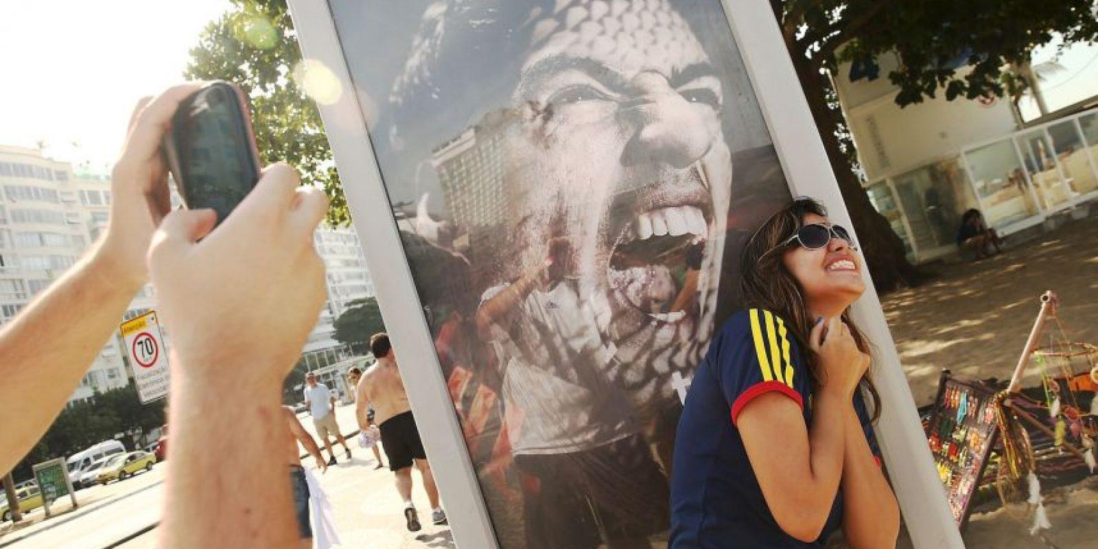 Algunas de las burlas hacia Luisito Foto:Getty