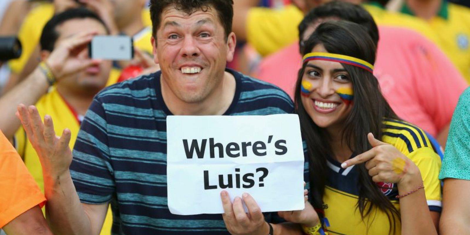 Fue suspendido del Mundial Foto:Getty