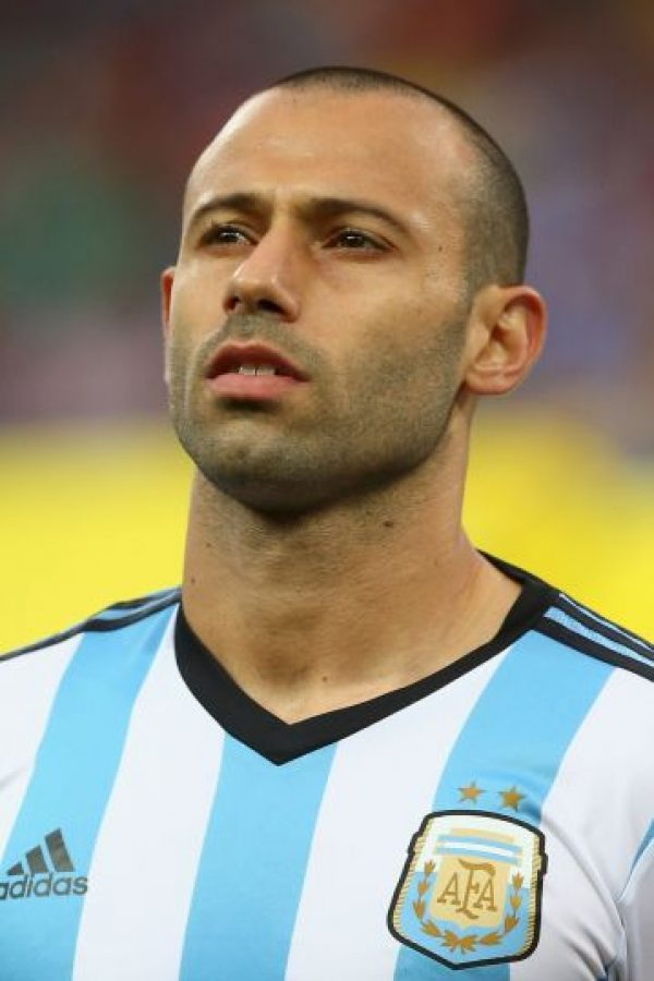 Javier Mascherano Foto: Getty Images