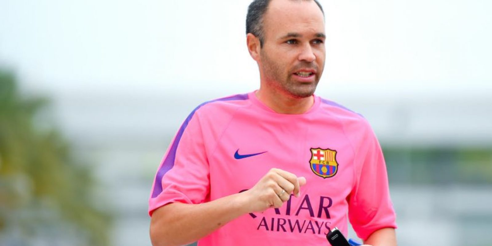 Andrés Iniesta Foto: Getty Images