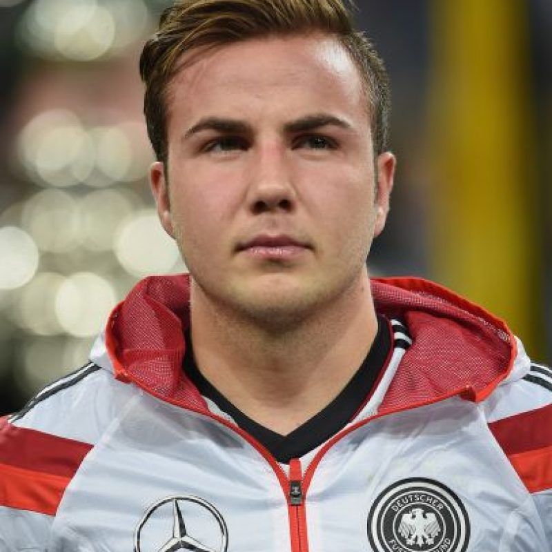 Mario Götze Foto: Getty Images