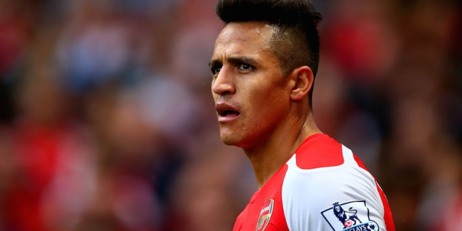 Alexis Sánchez Foto: Getty Images