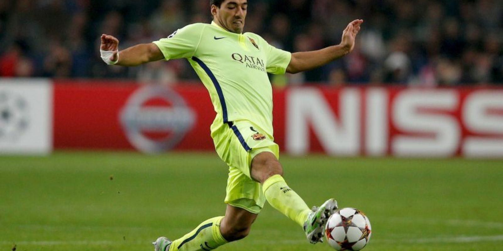 Debutó con los culés el 25 de octubre pasado, ante el Real Madrid Foto:Getty