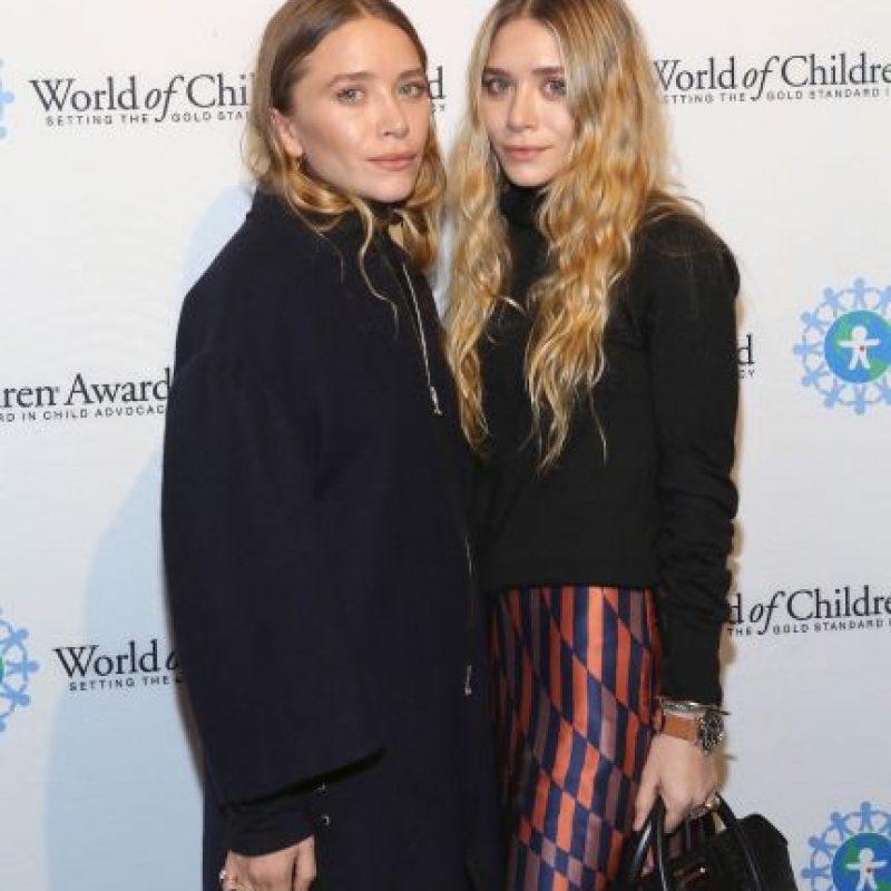 A pesar de que la gente no las distingue con facilidad, ellas no son hermanas idénticas Foto:Getty Images