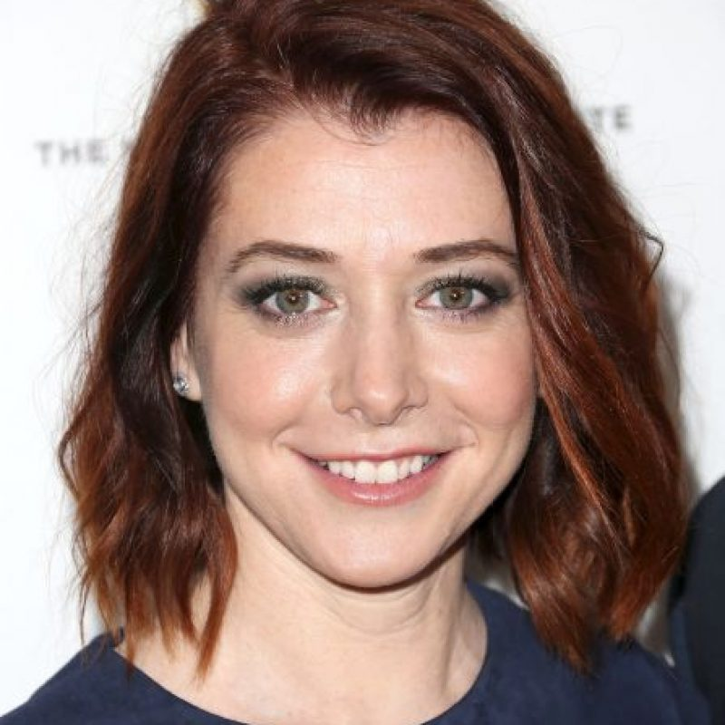 Alyson Hannigan Foto: Getty Images