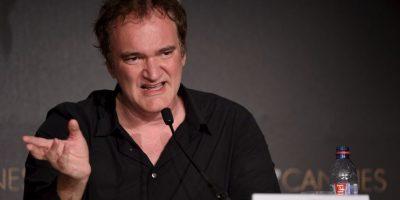 """El propio Tarantino ha dicho: """"Cuando la gente me pregunta si fui a la escuela de cine les digo, 'no, fui al cine'"""" Foto:Getty Images"""