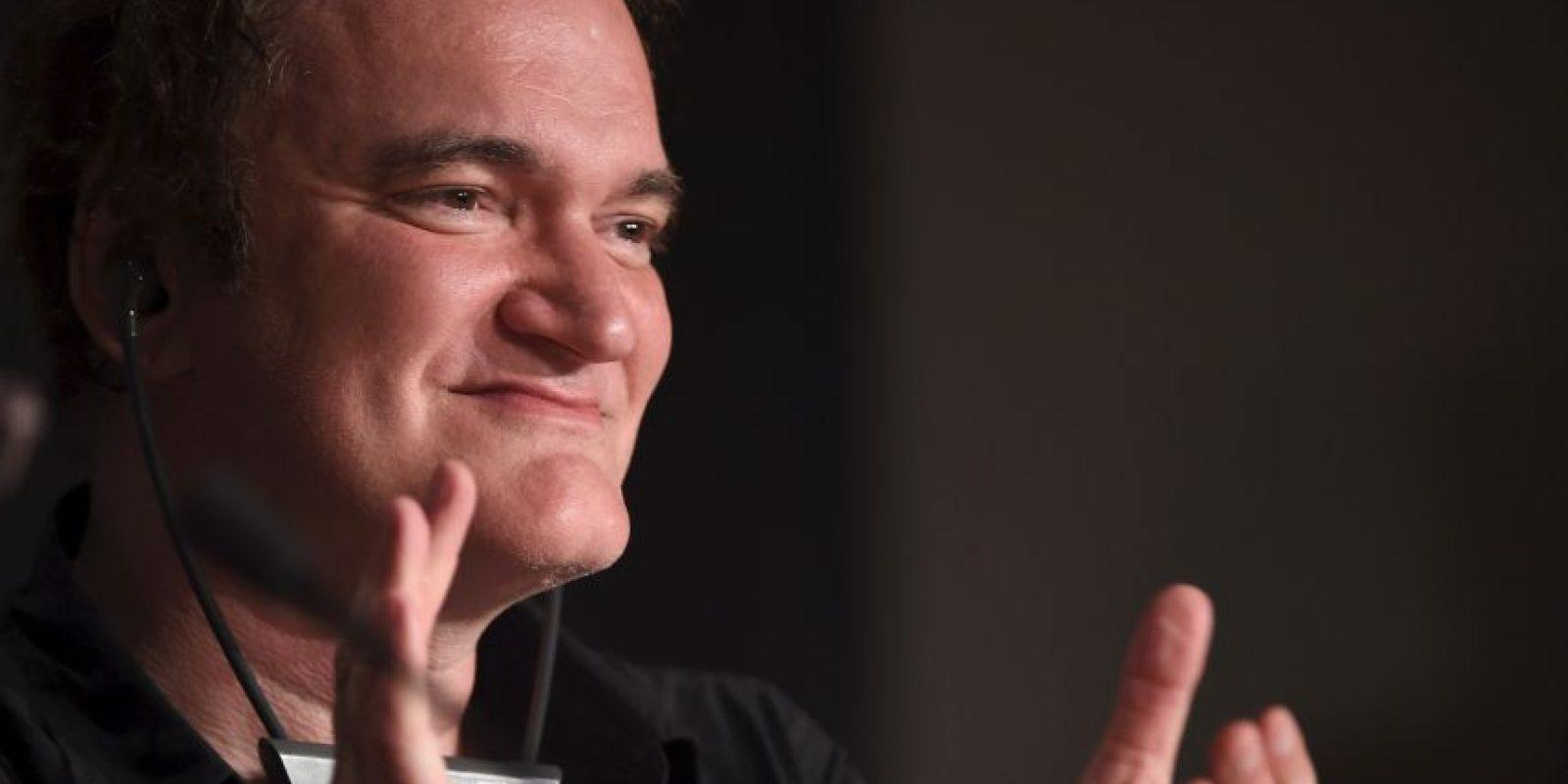 Tarantino ha creado un estilo propio y único, que combina los estilos de sus géneros favoritos Foto:Getty Images
