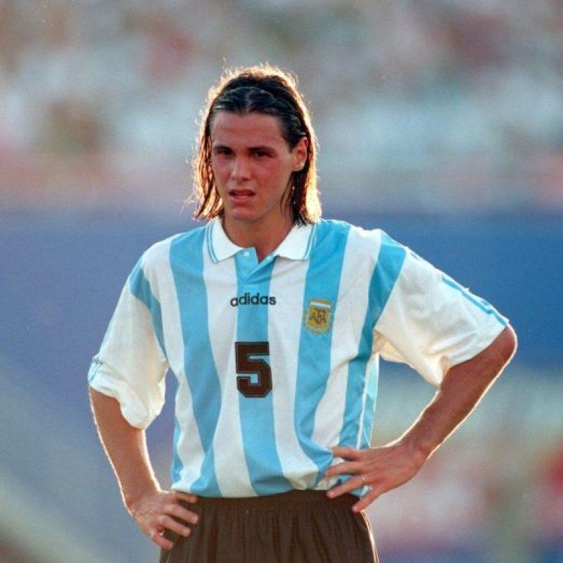 Fernando Redondo (Argentina) Foto:Getty Images