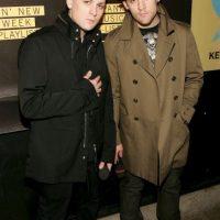 """Los famosos integrantes y líderes de la banda de rock """"Good Charlotte"""" Foto:Getty Images"""