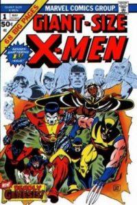 En en septiembre de 1963 los amantes del cómic conocieron a una legión de humanos evolucionados que utilizan sus poderes algunas veces para el bien y en otras para el mal. Foto:Marvel Comics