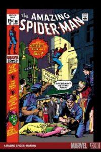 Aunque ya se conocía del personaje arácnido fue hasta 1963 que tuvo su serie exclusivas de historieteas. Foto:Marvel Comics