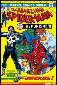 Un justiciero y un antihéroe a la vez, apareció en el número 128 de la serie The Amazing Spider-Man. Foto:Marvel Comics