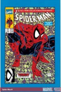 El ícono de la franquicia de las historietas Marvel ha tenido varias series de cómics Foto:Marvel Comics