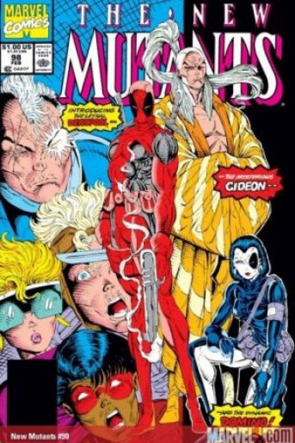 Una serie de nuevos personajes apareció en las páginas teniendo como líder a Bulletproof Foto:Marvel Comics