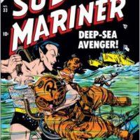 También llamado el hombre submarino o el hijo vengador fue uno de los primeros superhéroes que presentó Marvel. Foto:Marvel Comics