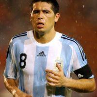 Juan Román Riquelme (Argentina) Foto:Getty Images