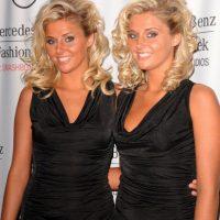 Son modelos y han sido Playmates de Playboy Foto:Getty Images