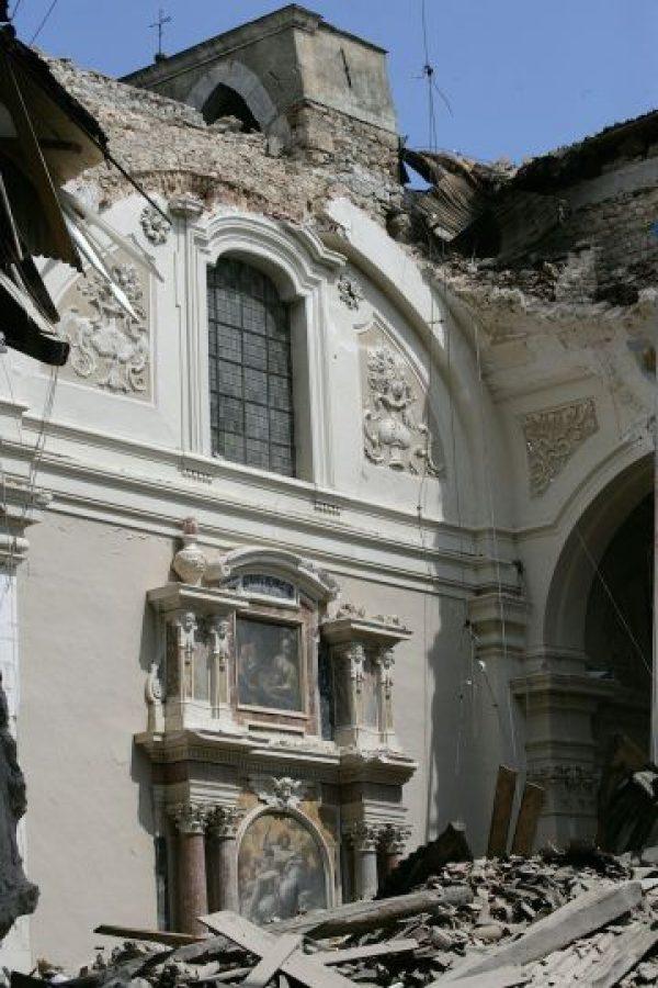 En una reunión especial para calmar a los residentes una semana antes el terremoto los expertos indicaron que era baja la probabilidad de que ocurriera un terremoto de gran magnitud. Foto:Getty