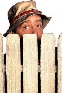 Wilson siempre tenía buenos consejos para compartir Foto:Facebook/Home Improvement