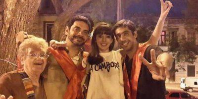 Florencia Kirchner Foto:Twitter@AlzamendiOk