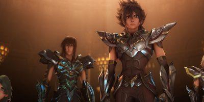 La nueva versión deja ver a unos héroes más jóvenes con gráficos modernos Foto:Cineguat
