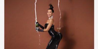 Kim Kardashian y la portada más provocativa de su vida