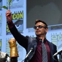 """– El actor alcanzó gran popularidad al interpretar a Tony Stark, mejor conocido como """"Iron Man"""", un superhéroe de Marvel. Foto:Getty Images"""