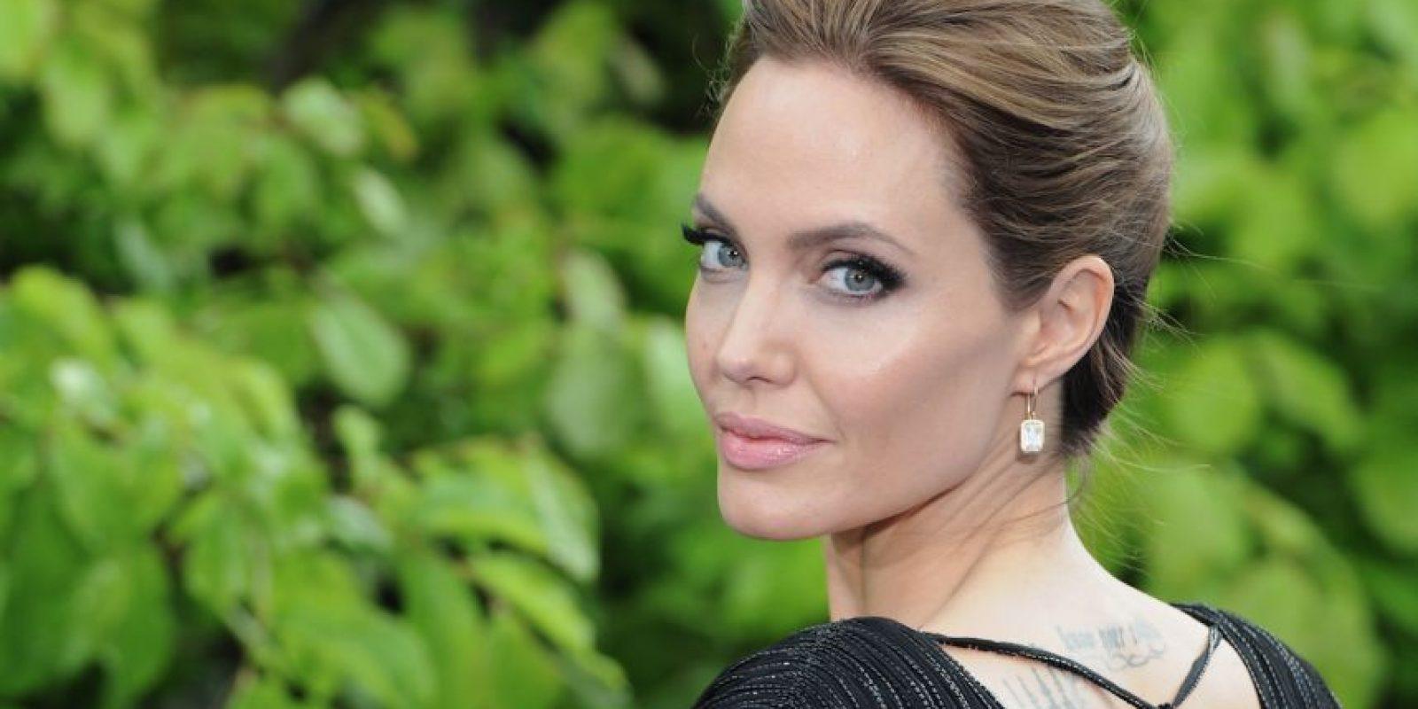 """Después de ausentarse del cine, la actriz regresó con """"Maleficent"""", considerada como una de las películas más exitosas de taquilla al reunir más de 600 millones de dólares en todo el mundo. Foto:Getty Images"""