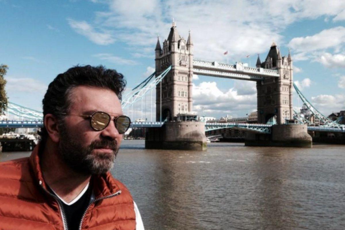 El cantante mexicano nació el 7 de febrero de 1958 Foto:Twitter