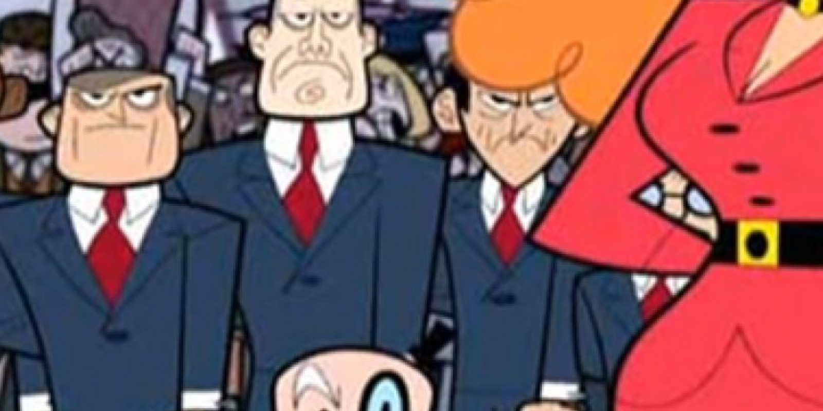 "En la serie ""The Powerpuff Girls"", la secretaria del alcalde no mostraba su rostro. Foto: YouTube"