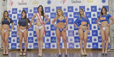 Mira las mejores imágenes de la presentación Foto:cruzeiro.com