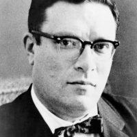 """Isaac Asimov, autor de """"Yo, robot"""" Foto:Vía Wikipedia"""