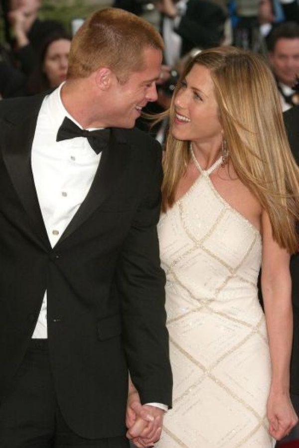 En la galería: Las parejas de Jennifer Aniston Foto:Getty