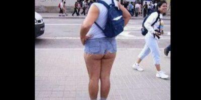 """Y quienes quisieron llamar la atención a traseros """"realmente importantes"""" Foto:Vía Twitter"""