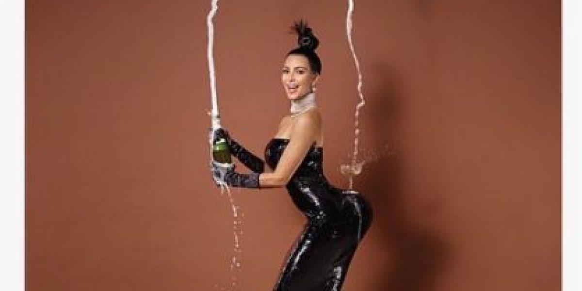 MEMES: Así se burla Internet de la atrevida portada de Kim Kardashian