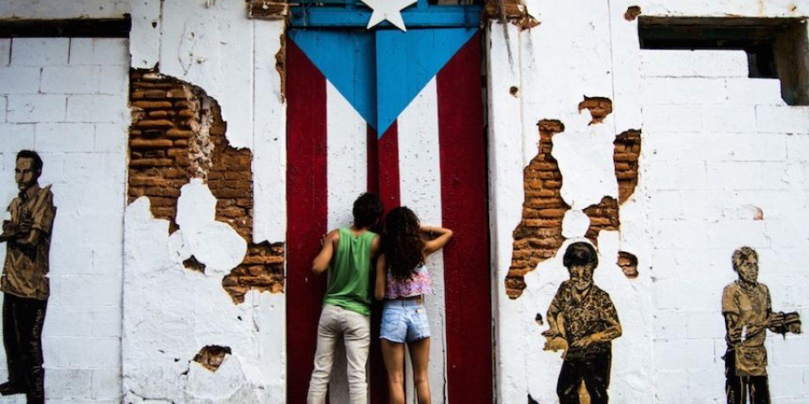 """""""Belleza, arte… como el de aquí, ninguno"""". Puerto Rico. Angel Delgado Quiñones."""