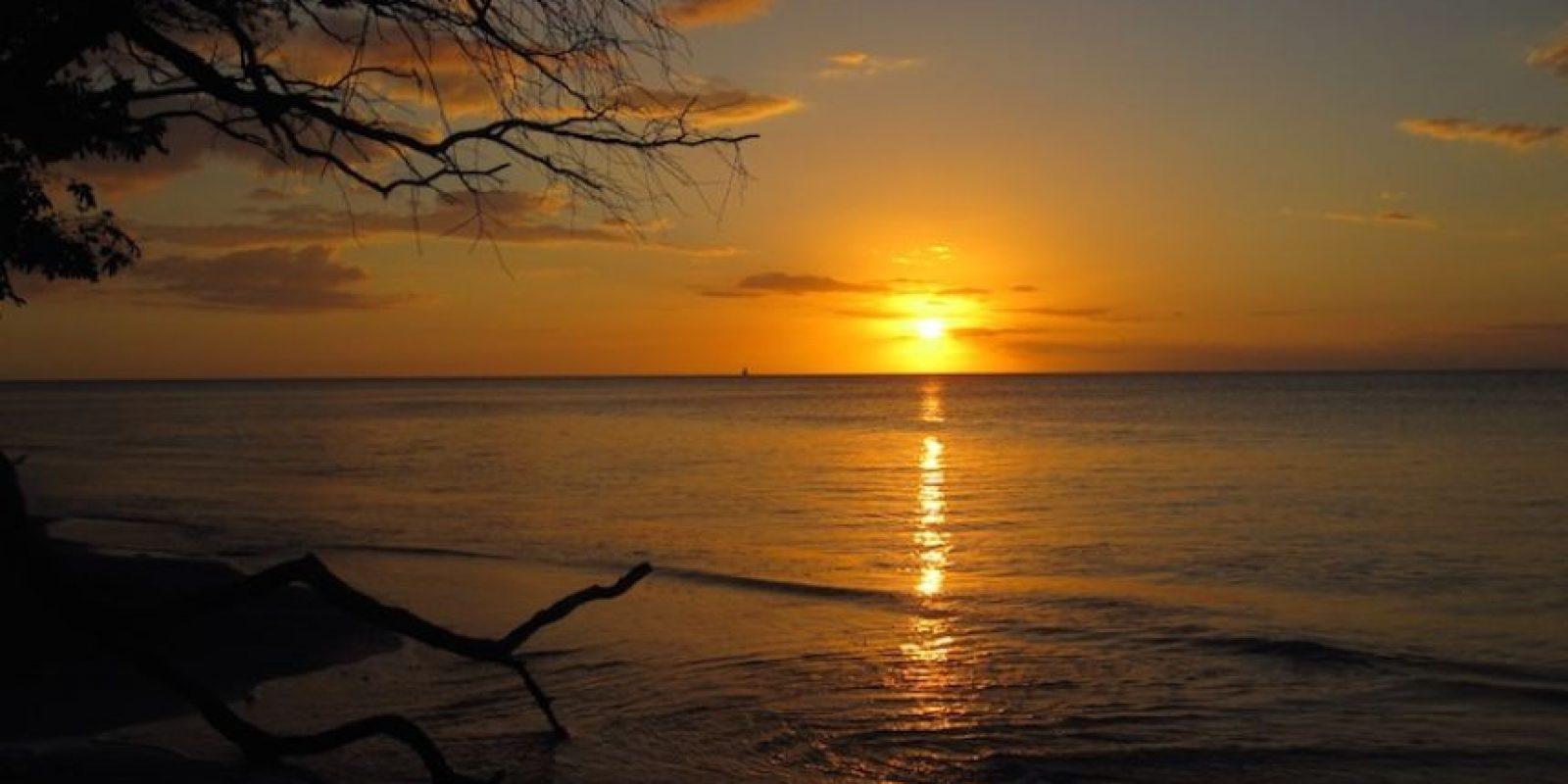 """Majestic Sunset Cabo Rojo PR"". Puerto Rico. Victor."