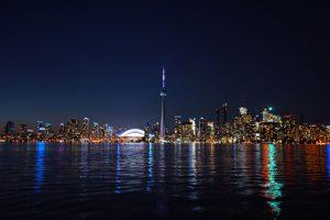 """""""Toronto, the door to cultureToronto, la puerta a la cultura"""". Gonza Galvez."""