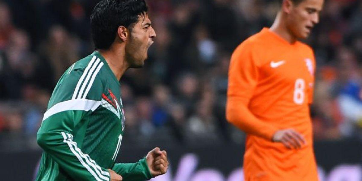 Sin necesidad de un penalti, México se desquita de Holanda