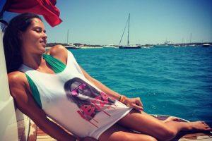 Ana Ivanovic no se queda atrás con sus sexis posts Foto:Instagram: @anaivanovic