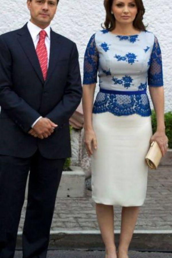 ABC revela sus viajes de compras a España. Foto:Página oficial Angélica Rivera